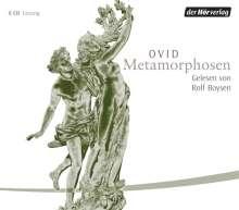 Ovid: Metamorphosen, 6 CDs