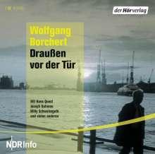 Wolfgang Borchert: Draußen vor der Tür. CD, CD