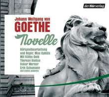 Johann Wolfgang von Goethe: Novelle, CD