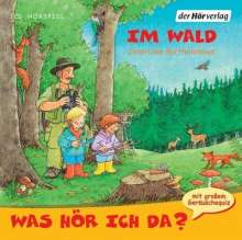 Jens-Uwe Bartholomäus: Was hör ich da? Im Wald, CD