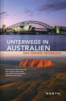 Hilke Maunder: Unterwegs in Australien, Buch