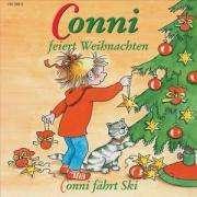 Liane Schneider: Meine Freundin Conni: Conni feiert Weihnachten / Conni fährt Ski, CD