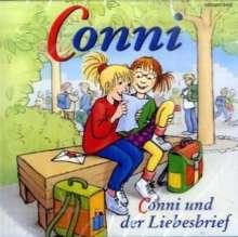 Liane Schneider: Conni und der Liebesbrief. CD, CD