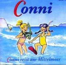 Liane Schneider: Conni reist ans Mittelmeer. CD, CD