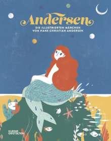 Hans Christian Andersen: Die illustrierten Märchen von Hans Christian Andersen, Buch
