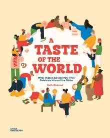 Beth Walrond: A Taste of the World, Buch
