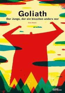 Ximo Abadia: Goliath (DE), Buch