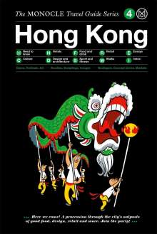 Monocle: The Monocle Travel Guide to Hong Kong (updated version), Buch