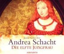 Andrea Schacht: Die elfte Jungfrau, 6 CDs