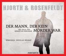 Michael Hjorth: Der Mann, der kein Mörder war, 6 CDs