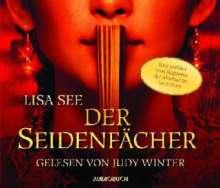 Lisa See: Der Seidenfächer (Sonderausgabe), 6 CDs