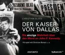Christian Blees: Der Kaiser von Dallas, CD