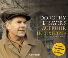 Dorothy L. Sayers: Aufruhr in Oxford, 10 CDs
