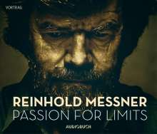 Reinhold Messner: Passion for Limits, 2 CDs