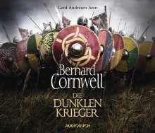 Bernard Cornwell: Die dunklen Krieger, 6 CDs