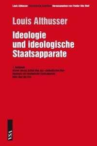 Louis Althusser: Ideologie und ideologische Staatsapparate, Buch