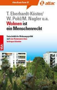 Thomas Eberhardt-Köster: Wohnen ist ein Menschenrecht, Buch