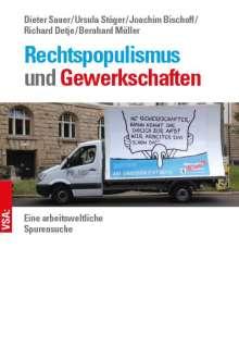 Dieter Sauer: Rechtspopulismus und Gewerkschaften, Buch