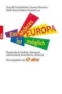 Frank Bsirske: Ein anderes Europa ist möglich, Buch