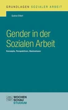 Gudrun Ehlert: Gender in der Sozialen Arbeit, Buch