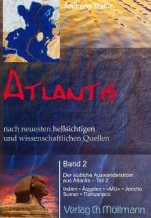 Andreas Delor: Atlantis nach neuesten hellsichtigen und wissenschaftlichen Quellen. Bd.2, Buch
