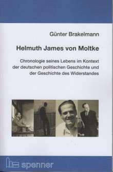 Günter Brakelmann: Helmuth James von Moltke, Buch