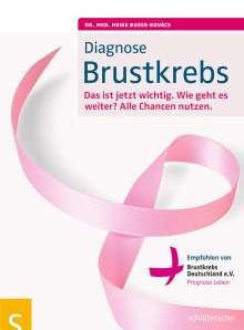 Heike Bueß-Kovács: Diagnose Brustkrebs, Buch
