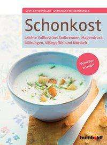 Sven-David Müller: Schonkost, Buch