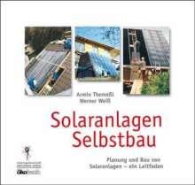 Armin Themeßl: Solaranlagen Selbstbau, Buch