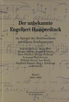 Der unbekannte Engelbert Humperdinck, Buch