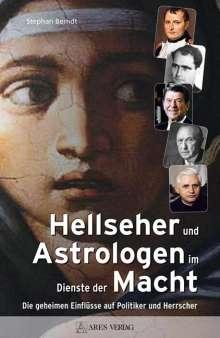 Stephan Berndt: Hellseher und Astrologen im Dienste der Macht, Buch