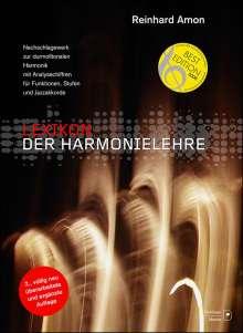 Reinhard Amon: Lexikon der Harmonielehre, Buch