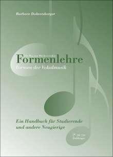 Formenlehre. Formen der Vokalmusik, Buch