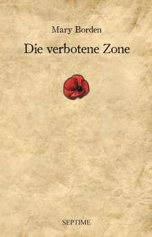 Mary Borden: Die verbotene Zone, Buch