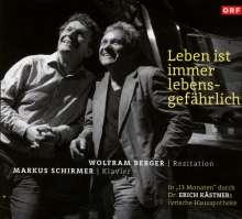 Markus Schirmer & Wolfram Berger - Leben ist immer gefährlich, CD