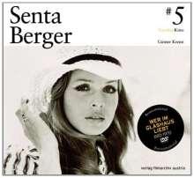 Senta Berger: Wer im Glashaus liebt oder der Graben (DVD & Buch), DVD