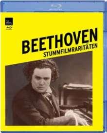 Beethoven - Stummfilmraritäten (Blu-ray), Blu-ray Disc