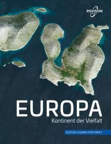Markus Eisl: Europa, Buch