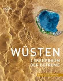 Markus Eisl: Wüsten, Buch