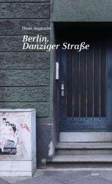 Hans Augustin: Berlin. Danzinger Straße, Buch
