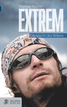 Norman Bücher: Extrem, Buch
