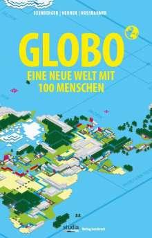 Andreas Exenberger: GLOBO Eine neue Welt mit 100 Menschen, Buch