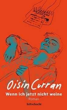 Oisín Curran: Wenn ich jetzt nicht weine, Buch