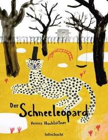Verena Hochleitner: Der Schneeleopard, Buch