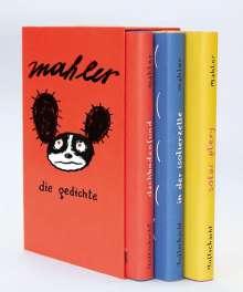 Nicolas Mahler: die gedichte, Buch