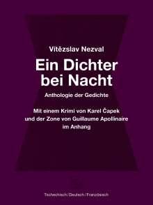 Vítezslav Nezval: Ein Dichter bei Nacht, Buch