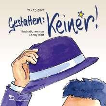Thomas Schlager-Weidinger: GESTATTEN: KEINE*R!, Buch