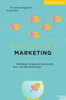 Georg Parlow: Ethisches Marketing, Buch