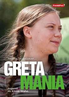 Regina Zeppelzauer: Greta-Mania, Buch