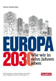 David Engels: Europa 2030, Buch